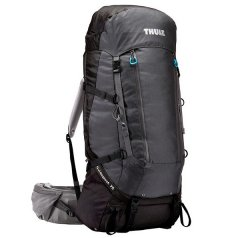 Рюкзак треккинговый мужской Guidepost 75L Men's Backpacking Pack - Black/Dark Shadow
