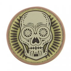Патч Maxpedition Calavera Morale Patch Arid (CALVA)