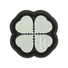 Патч Maxpedition Lucky Shot Clover Micropatch Glow (MNCLZ)