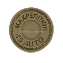 Патч Maxpedition Max .45 Auto Full Color (45ACC)