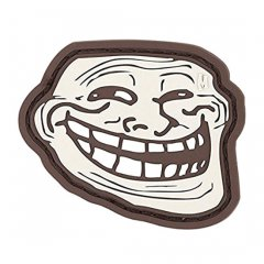 Патч Maxpedition Troll Face Morale Patch Arid (TRLFA)