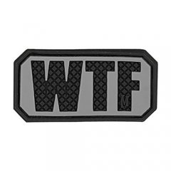 Патч Maxpedition WTF Morale Patch SWAT (WTFPS)